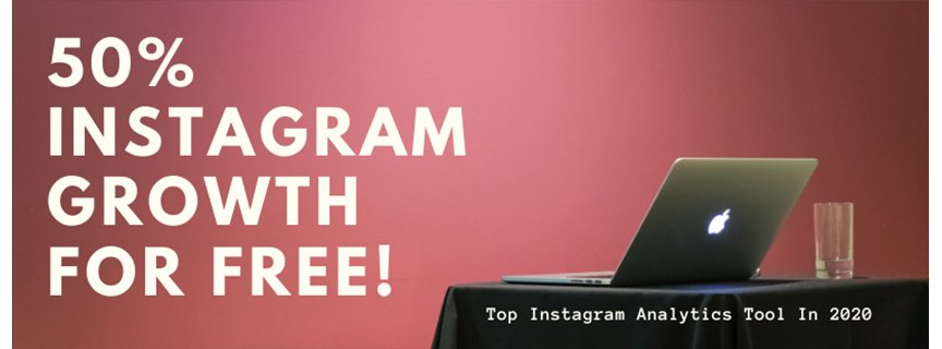50% Engagement Growth for Free: Instagram Analytics for Your Account Evolution