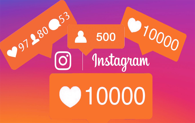 followers and likes for Instagram